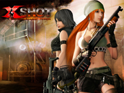 Games Online Shooter X SHOT   Alternatif Point Blank